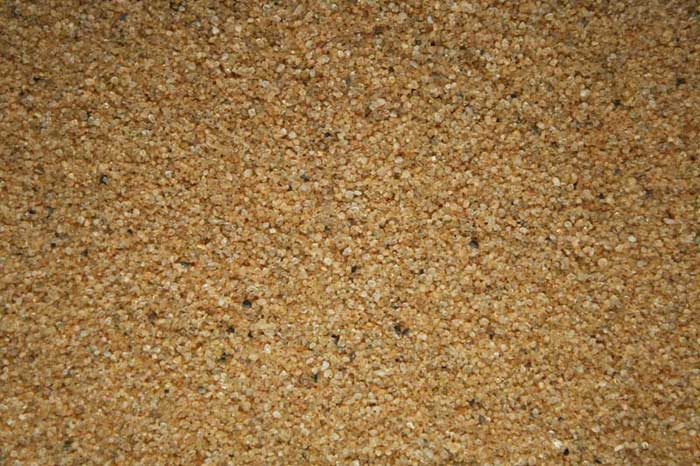 Состав строительного песка
